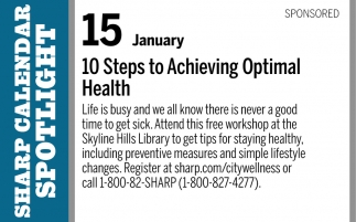 10 Steps to Achieving Optimal Health