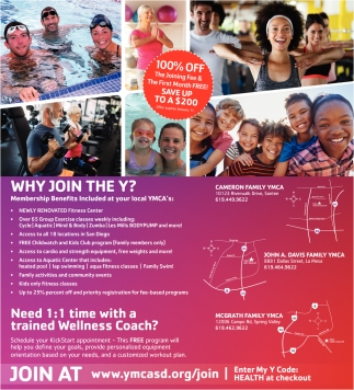 Why Join the Y?