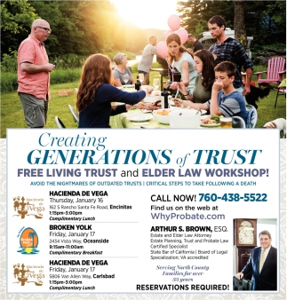 Living Trust Workshop