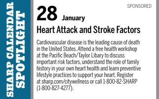 Heart Attack and Stroke Factors