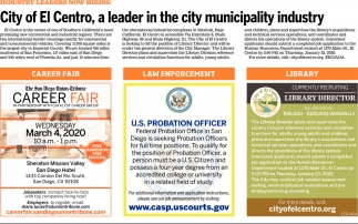 A Leader in the City Monicipality Industry