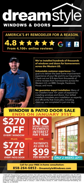 America's #1 Remodeler for a Reason