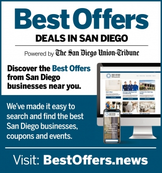 Deals in San Diego