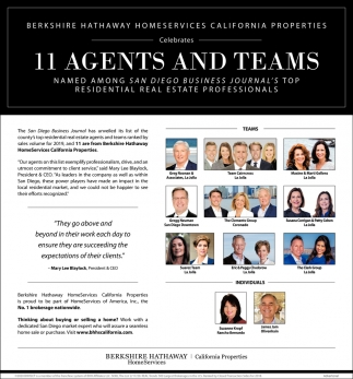 11 Agents and Teams