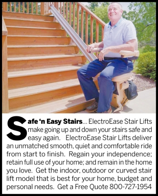 Safe 'n Easy Stairs