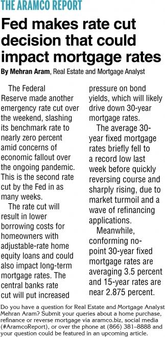 Fed Makes Rate Cut Decision that Could Impact Mortgage Rates