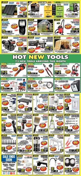 Hot New Tools