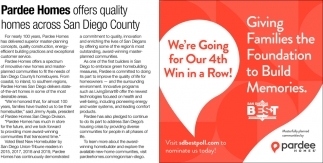 Quality Homes Across San Diego
