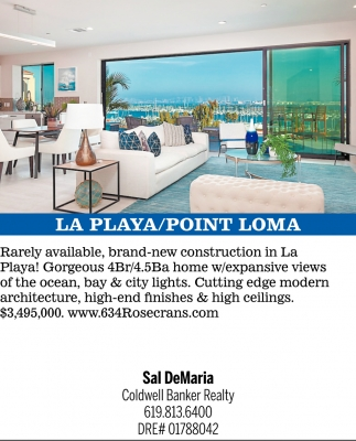 La Playa/Point Loma