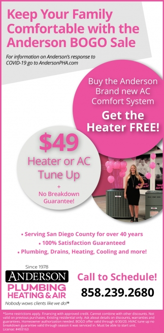 Get the Heater Free