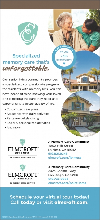 Specialized Memory Care