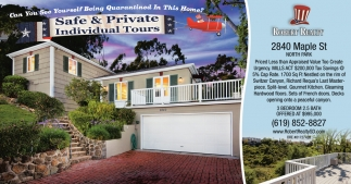 Safe & Private Individual Tours