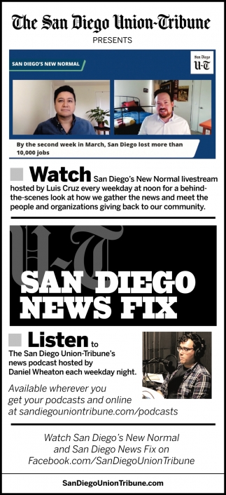 San Diego News Fix