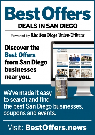Discover the Best Offers from San Diego Business Near You