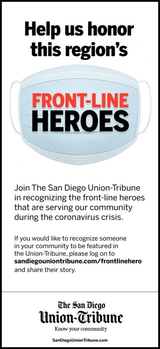 Front-Line Heroes