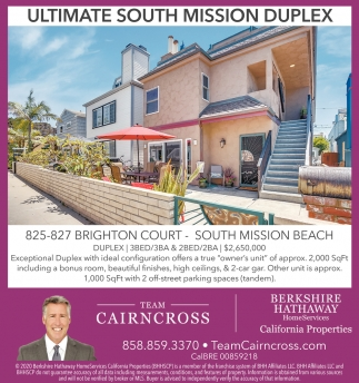 Ultimate South Mission Duplex