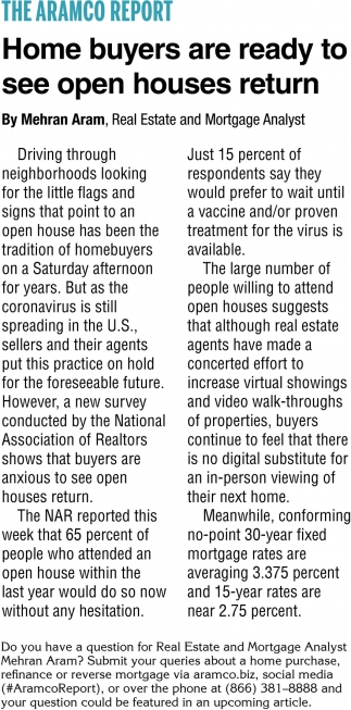Home Buyers are Ready