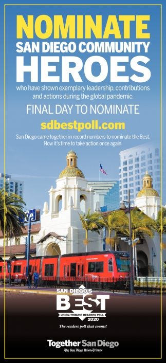 Final Day to Nominate