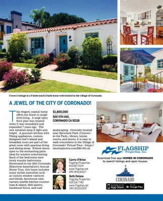 A Jewel Of The City of Coronado
