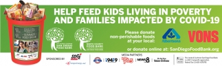 Help Feed Kids Living In Poverty