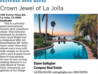 Crown Jewel Of La Jolla