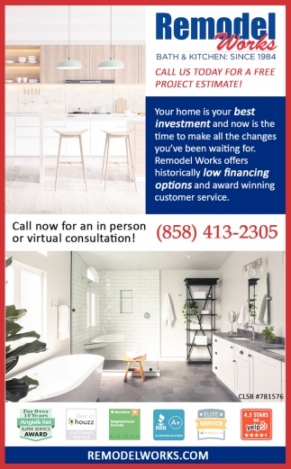 Call Us Today for a Free Project Estimate