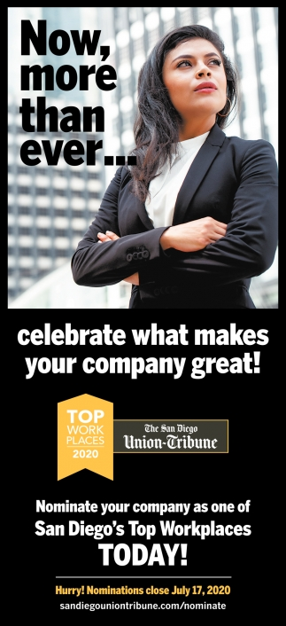 Celebrate What Makes Your Company Great!