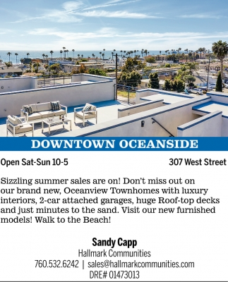 Downtown Oceanside