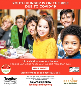 Youth Hunger Is On The Rise Due To Covid-19