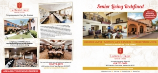 Senior Living Redefined