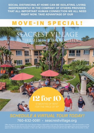 Move-In Special!