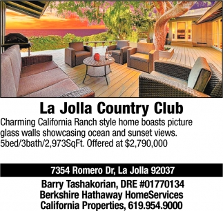 La Jolla Country Club