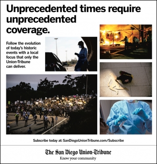 Unprecedented Times Require Unprecedented Coverage