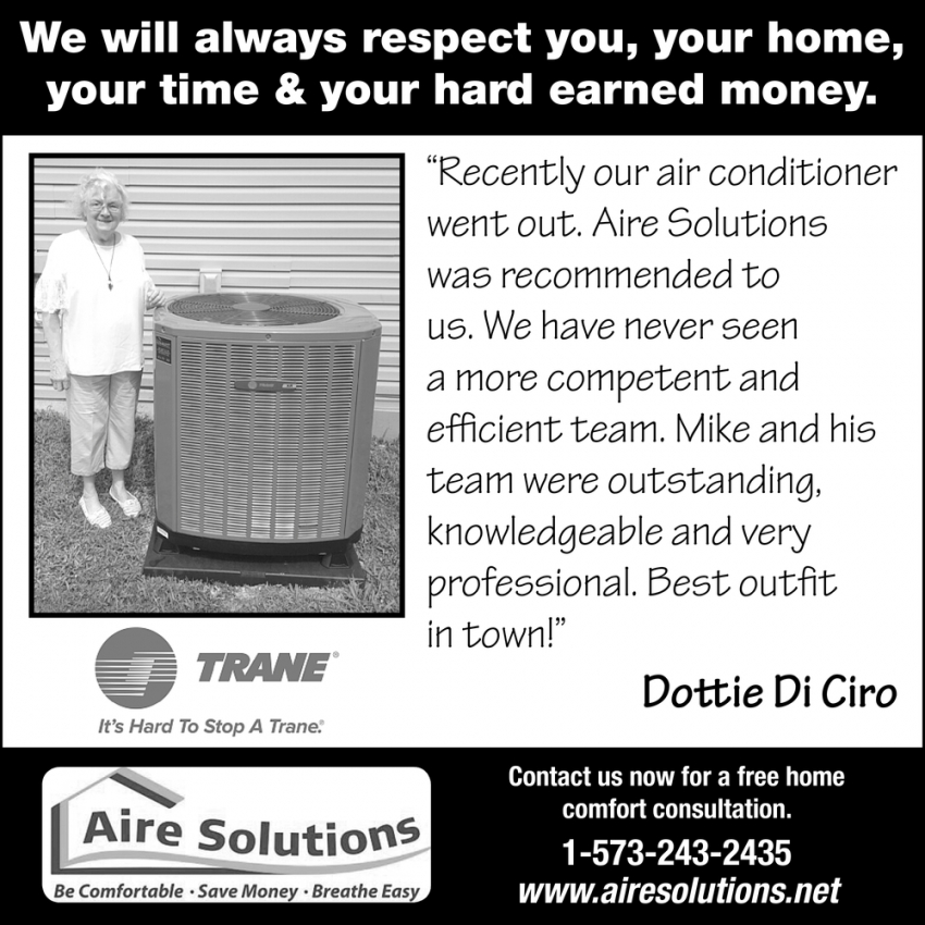 Contact Us Now for a Free Home Comfort Consultation
