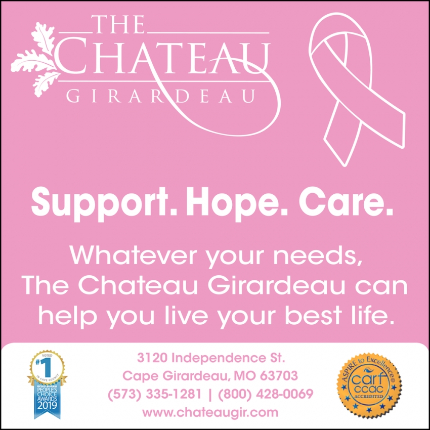 Support. Hope & Care