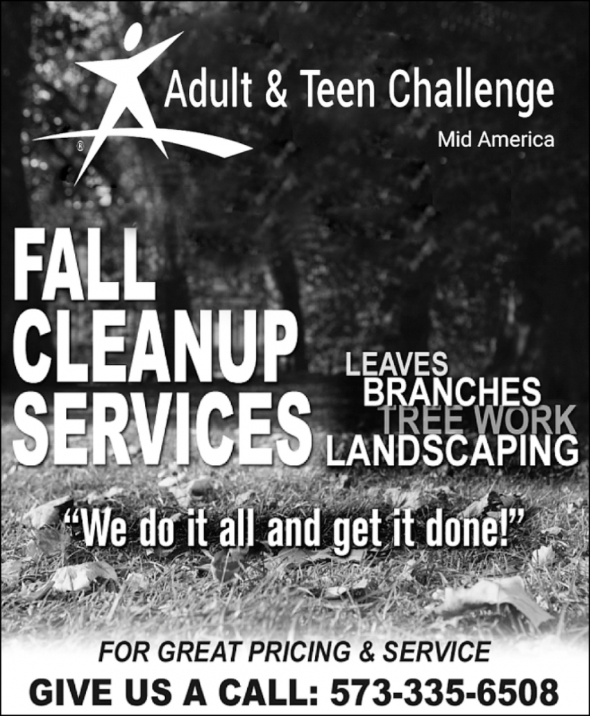 Fall Cleanup Services