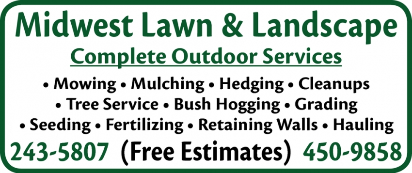 Complete Outdoor Services