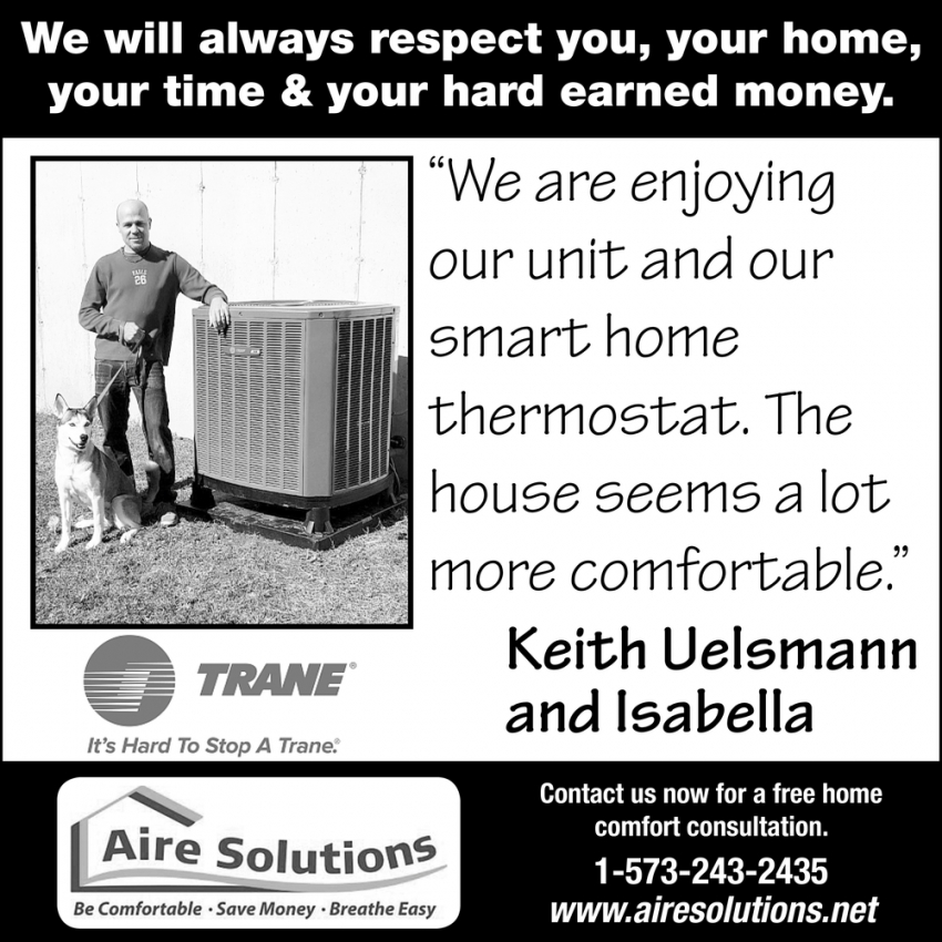 It's Hard to Stop a Trane