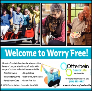 Welcome to Worry Free!