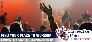 Find Your Place To Worship