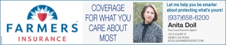 Coverage for what you care about most