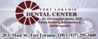 Dr. Christopher Ashby, DDS