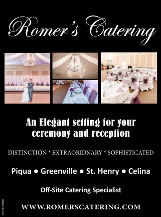 An elegant setting for your ceremony and recepetion