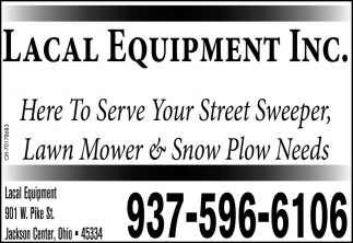 Here to Serve your Street Sweeper