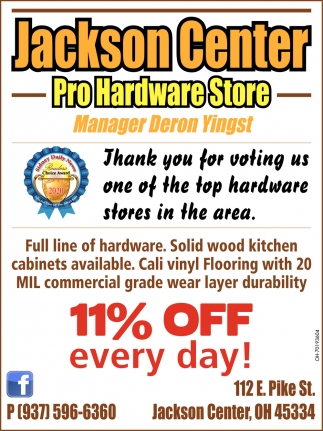 Top Hardware Stores