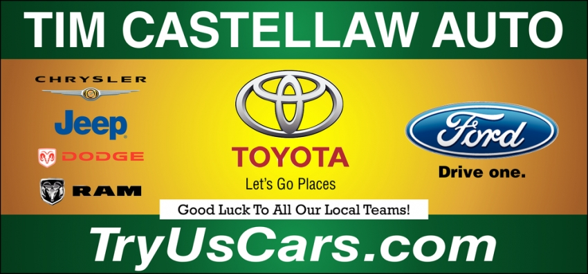 City Cab Murfreesboro Tn >> Good Luck to All Our Local Teams!, Tim Castellaw Ford, Dyersburg, TN