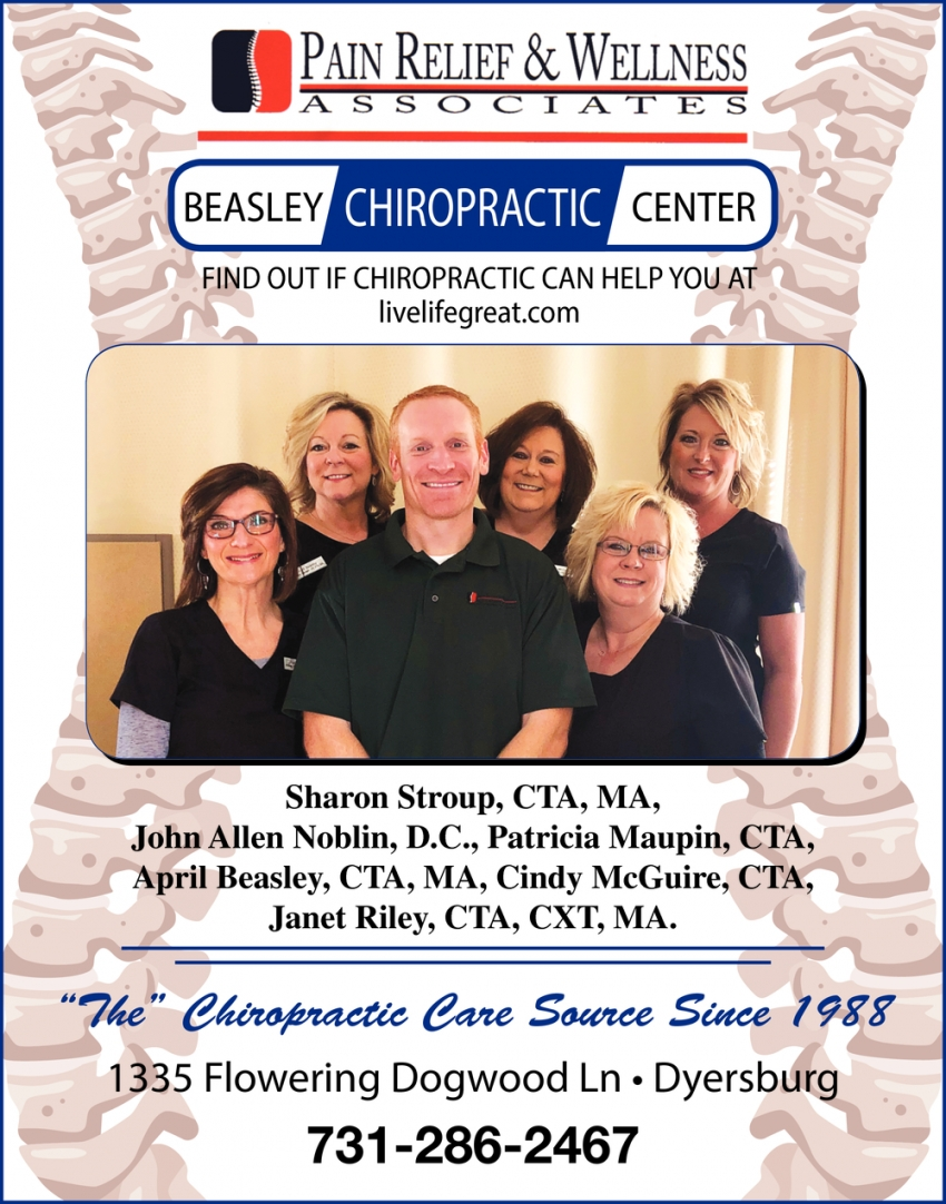 The Chiropractic Care Source Since 1988