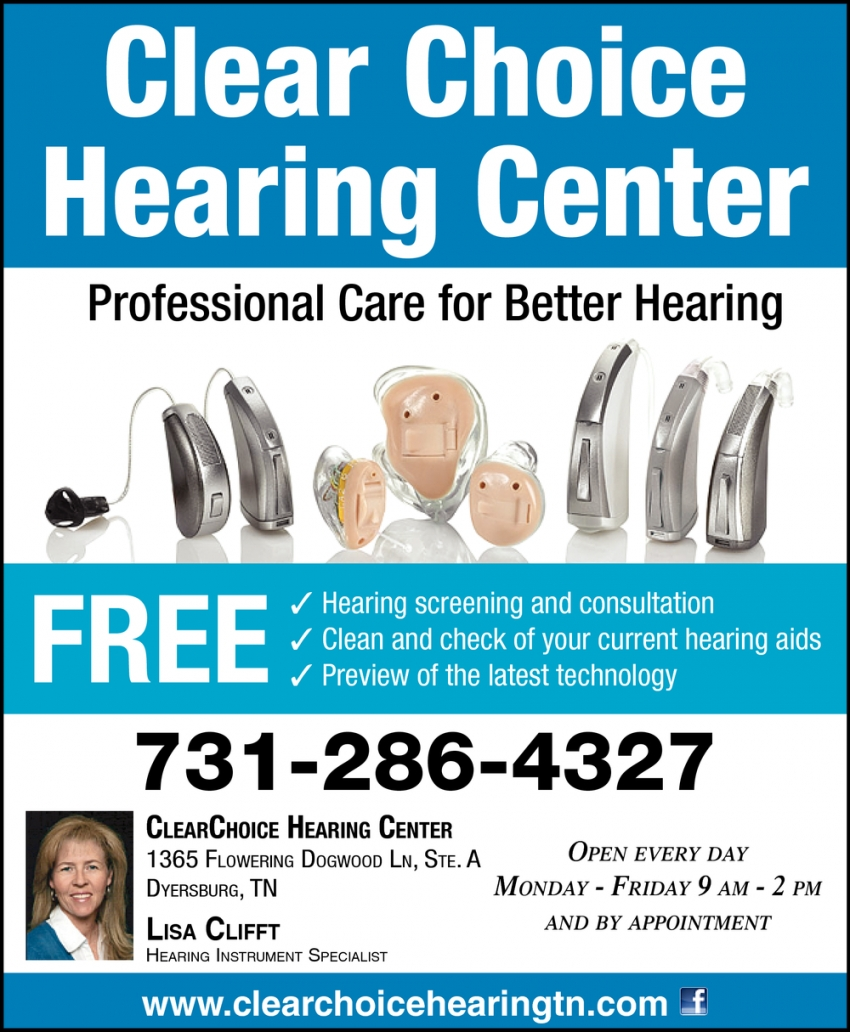 Professional Care for Better Hearing