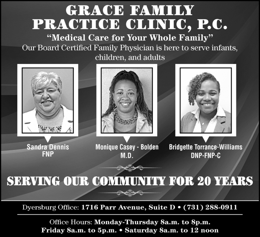 Medical Care for Your Whole Family