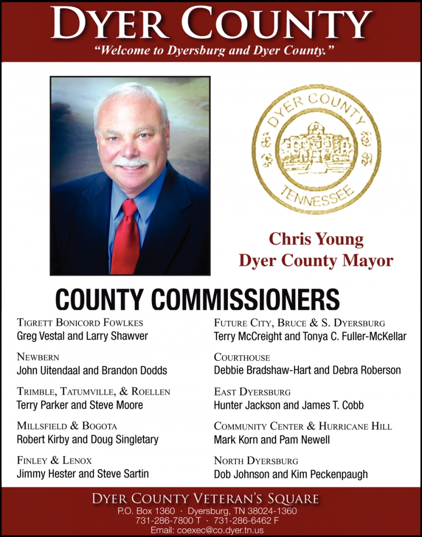 County Comissioner